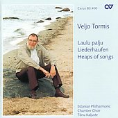 Tormis: Heaps of Songs / Kaljuste, Estonian Philharmonic