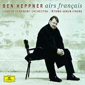 Ben Heppner - Airs Fran&#231;ais / Myung-Whun Chung, London SO
