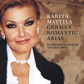 Karita Mattila - German Romantic Arias