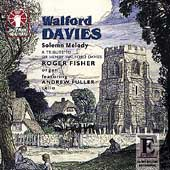 W. Davies: Solemn Melody / Roger Fisher, Andrew Fuller