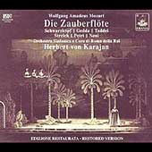 Mozart: Die Zauberfl&#246;te / Karajan, Gedda, Schwarzkopf, et al