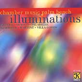 Illuminations - Jolivet, et al / Chamber Music Palm Beach