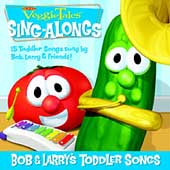VeggieTales: Bob and Larry's Toddler Songs