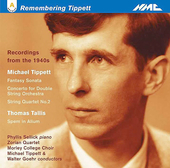 Remembering Tippett - Recordings from the 1940s