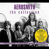 Aerosmith: The Collection: Aerosmith/Get Your Wings/Toys in the Attic [2005 Small Box] [Box]