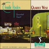 Charlie Haden Quartet West: Haunted Heart