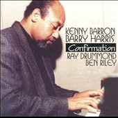 Kenny Barron/Barry Harris (Piano): Confirmation