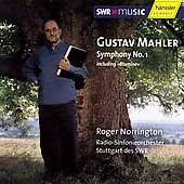 Mahler: Symphony no 1 / Roger Norrington, et al