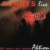 Puhdys: Puhdys Live -- Inflagranti