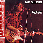 Rory Gallagher: Live! In Europe
