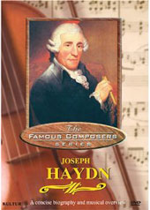 Famous Composers: Joseph Haydn [DVD]