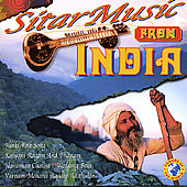 Various Artists: Sitar Music from India