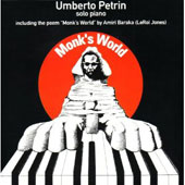 Umberto Petrin: Monk's World