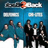 The Delfonics: Back 2 Back