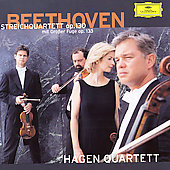 Beethoven: String Quartet Op.130, Op.133