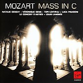 Mozart: Mass in C / Langr&#233;e, Dessay, Gens, et al