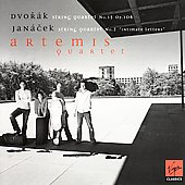 Dvor&#225;k, Jan&#225;cek: String Quartets / Artemis String Quartet