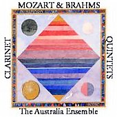 Mozart, Brahms: Clarinet Quintets / Australia Ensemble