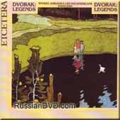 Dvorak: Legends / Leo van Doeselaar, Wyneke Jordans