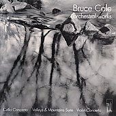 Bruce Cale: Orchestra Works / Thomas, Pereira, et al