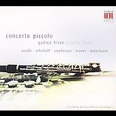 Concerto Piccolo - Schulhoff, etc / Hochschild, et al
