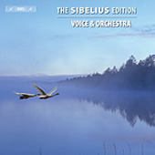 The Sibelius Edition Vol 3 - Works for Chorus and Orchestra