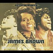 James Brown: Triple Feature [Digipak]