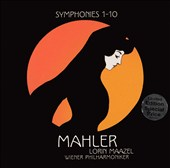 Mahler: Symphonies Nos. 1-10 (Limited Edition)
