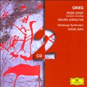 Edvard Grieg: Peer Gynt; Sigurd Jorsalfer