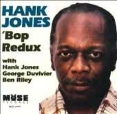 Hank Jones (Piano): Bop Redux