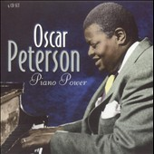 Oscar Peterson: Piano Power