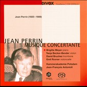 Jean Perrin: Musique Concertante