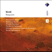 Verdi: Messa da Requiem / Barenboim, Domingo