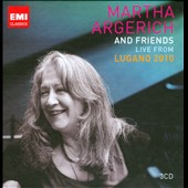 Martha Argerich and Friends Live From Lugano Festival 2010