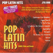 Karaoke: Karaoke: Latin Pop Hits 2002 Male-Female