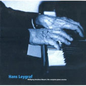 Mozart: Complete Piano Sonatas / Hans Leygraf