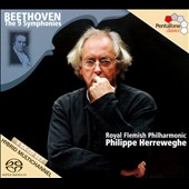 Beethoven: 9 Symphonies / Philippe Herreweghe - Royal Flemish PO