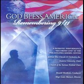 God Bless America: Remembering 9/11