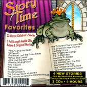 Various Artists: Story Time Favorites