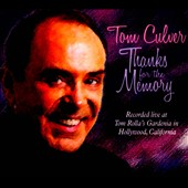 Tom Culver: Thanks For the Memory [Digipak]