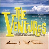 The Ventures: The  Ventures Live