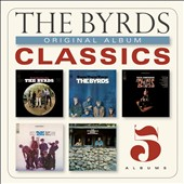 The Byrds: Original Album Classics [Box] *
