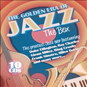 Various Artists: The Golden Era of Jazz: The Box [Box]
