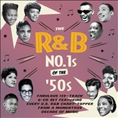 Various Artists: The  R&B No. 1s of the '50s [Box]