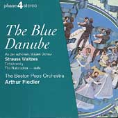Phase 4 Stereo - The Blue Danube / Fiedler, Boston Pops