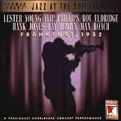 Various Artists: Jazz At The Philharmonic: Frankfurt 1952