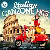 Various Artists: Italian Canzone Hits