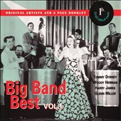 Various Artists: Big Band Best, Vol. 1 [7/29]