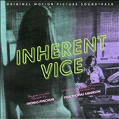 Jonny Greenwood (Guitar/Composer): Inherent Vice [Original Motion Picture Soundtrack] [Slipcase]