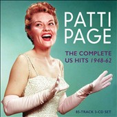 Patti Page: The Complete US Hits: 1948-62